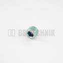 """DIN 906 R 1/4"""" zátka s kruhovým kužeľovým závitom ZN"""