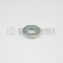 DIN 7349 D 21x44x8,0 mm ZN plochá podložka hrubá