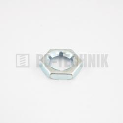 DIN 7967 M 8 zaisťovacia plechová matica