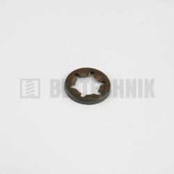 Art. 88122 mm segerka Quicklock na hriadeľ bez drážky