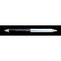 PICA Classic Ceruzka čierna/biela 24cm BLACK&WHITE