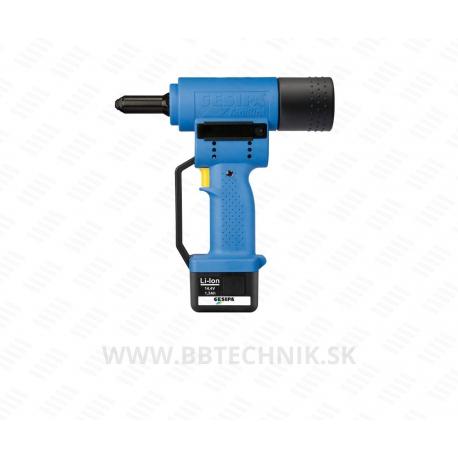 GESIPA ACCUBIRD akumulátorová nitovacia pištoľ