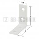 Uholnik stolársky 40x15x2,0 mm biely