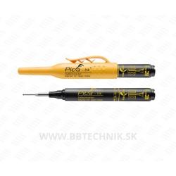 PICA Ink Permanent značkovač čierny