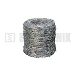 Drôt ostnatý ZN 1,7mm 50m zväzok
