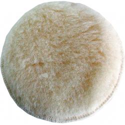 EXTOL rúno leštiace vlna 125 mm na suchý zips