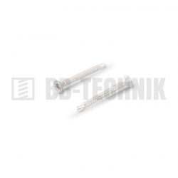 DIN 7504P samovrtná TEXA skrutka do plechu so zapustenou hlavou na TORX