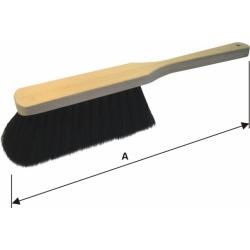 Zmeták ručný 6-radový 35 cm