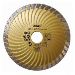 Kotúč rezný diamantový 125 mm na železobetón