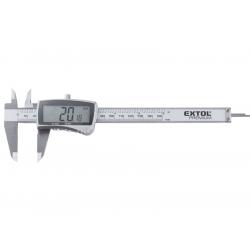 EXTOL Posuvné meradlo DIGI 0-150mm, pres.0,03mm