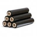 Obaľovacia fólia 500mm/23my/ 2kg čierna