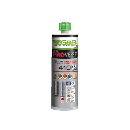 Vinylesterová chemická kotva do vonkajšieho prostredia 300 ml