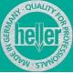 Heller Vrták do dreva Plochý 6-hran