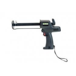 Aku pistol PROFI na chem.maltu 410 ml. dvojpiestova, koaxialny typ, s príslušenstvom v kufríku