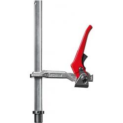 BESSEY Svorka páková 200x100 mm pre zváracie stoly otvor 16 mm