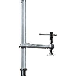 BESSEY Svorka 200x100 mm pre zváracie stoly otvor 16 mm