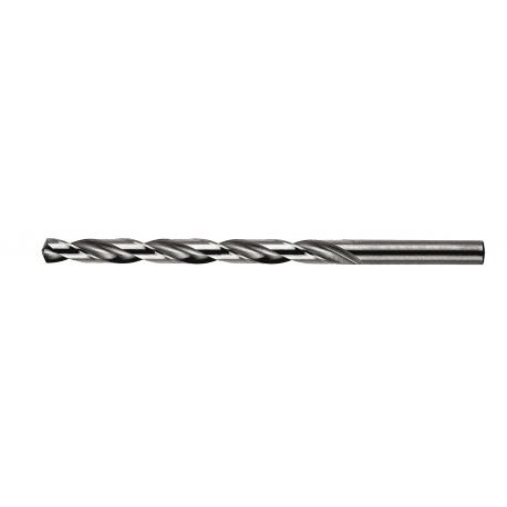 Vrták vybrusovaný HSS-G dlhý do ocele