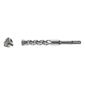 Vrták do betónu 6x210/150 mm SDS+, 3-britý-TRIJET, HELLER