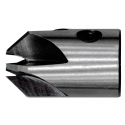 Záhlbník nástrčný na vrták 6 mm do dreva, HELLER