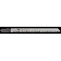 Pílový list do priamočiarej píly 105 mm na drevo, predĺžený, HELLER