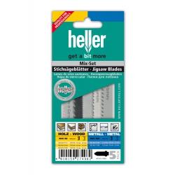 Pílový list do priamočiarej píly SADA, HELLER