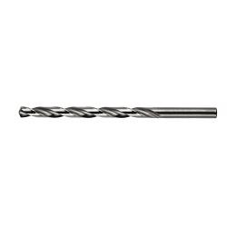 Vrták HSS 6,0x205/140 mm-dlhý do ocele, rovná stopka