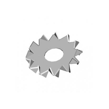 Buldog priemer 50/17 mm