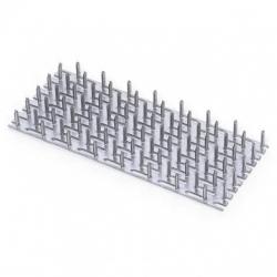 Styčníková doska 70x168x1,5 mm