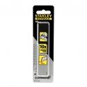 STANLEY Čepele náhradné 18 mm zo zliateho karbidu FatMax 5ks/balenie