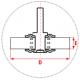 SIT Kartac obvodovy vlnity stopka GG73mm Nerez