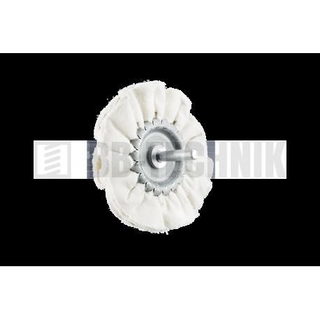 SIT Kotúč leštiaci stopka SP80mm Plátený