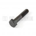 DIN 931 M 12x80 8.8 skrutka so 6-hrannou hlavou s čiastočným závitom