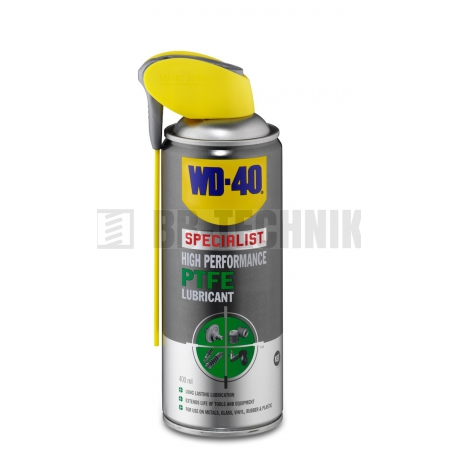 WD 40 Specialist HP PTFE 400ml