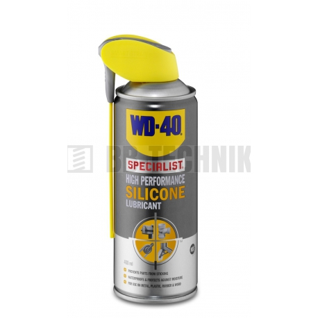 WD 40 Specialist HP Silicone Lubricant 400ml