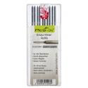 PICA Dry tuhy sada 10ks Grafit čierne pre značkovač PICA DRY
