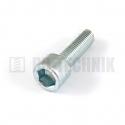 DIN 912 M 20x140 8.8 ZN skrutka imbusová s valcovou hlavou
