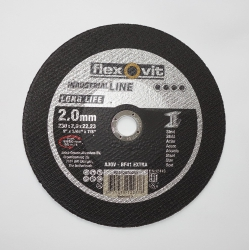 FLEXOVIT Kotúč rezný 230x2,0 mm na oceľ