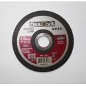 FLEXOVIT Kotúč rezný 125x1,0 mm na hliník