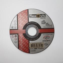 FLEXOVIT Kotúč rezný 115x1,0 mm na hliník