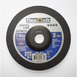 FLEXOVIT Kotúč brúsny 150x7,0-oceľ