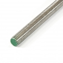 Nerezové závitové tyče z nerezu triedy A2 DIN 975