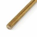 DIN 975 mosadzné závitové tyče